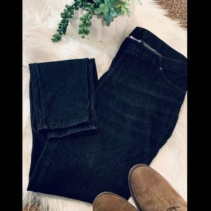 Pants - Stretch Black Jeggings